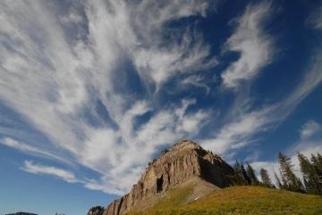 Deep Blue Skies || Grand Teton NP