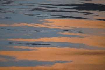 Sunset Colors on Lewis Lake || Yellowstone NP
