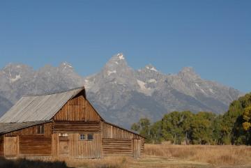 T. A. Moulton Barn || Grand Teton NP