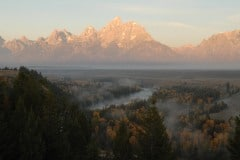 Grand Tetons and the Snake River || Grand Teton NP