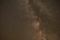 Milkyway Gallaxy    Grand Teton NP