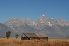 T. A. Moulton Barn || Grand Teton NP