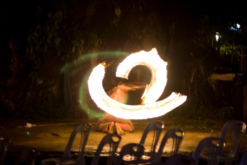 Firedancing in Railay || Krabi