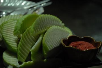 Guava with Prik Kab Kleua || Chiang Mai