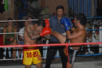 Muay Thai in Railay || Krabi