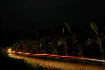 Pai Countryside at Night || Mae Hong Son