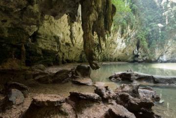 Railay Lagoon || Krabi