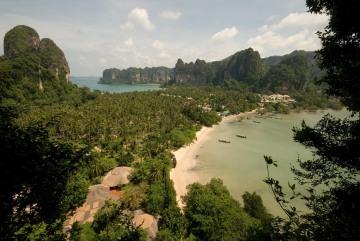 Railay Viewpoint || Krabi