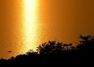 Sunset over the Andaman Sea || Ko Phi Phi Don