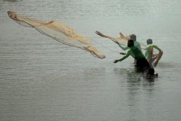 Thai Fisherman || Phang Nga Bay