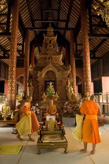 Wat Chiang Man || Chiang Mai