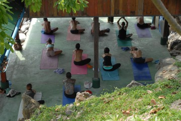 Yogis & Yoginis on Ko Phangan || Ko Samui Archipelago