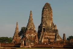 Ancient Wat Phra Ram || Ayutthaya