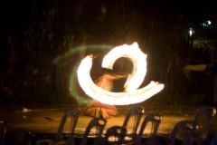 Firedancing in Railay || Krabi
