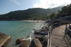 Haad Yuan Boardwalk || Ko Phangan