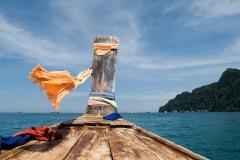 Longtail Taxi Boats || Ko Phi Phi Don