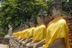 Wat Yai Chai Mongkol || Ayutthaya