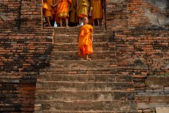 Young Monks || Wat Phra Sri San Phet