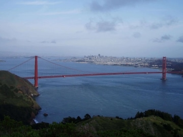 Golden Gate Bridge || San Francisco
