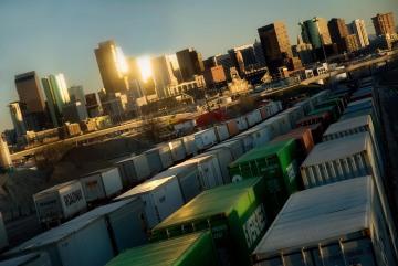 Industrial Skyline || Denver