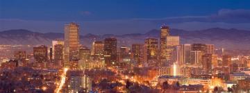 Mile High City Twilight || Denver
