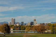 City Park in Fall || Denver