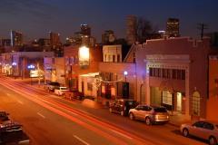 Santa Fe Art District Skyline || Denver