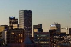 Skyline from Baker || Denver