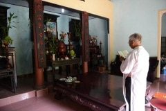Paying Respects || Quang Ngai
