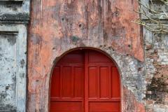 Red Door at Imperial City || Hue