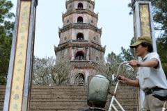 Thiên Mụ Pagoda || Hue