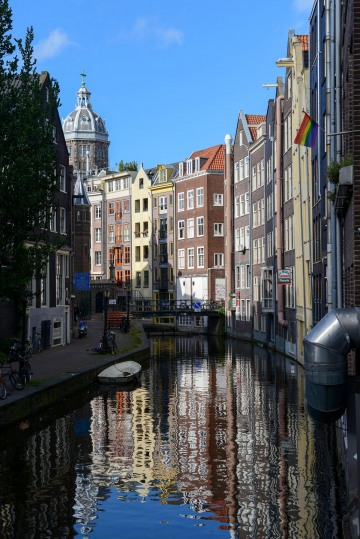Amsterdam Canal || Netherlands