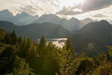 Bavarian Alps || Germany