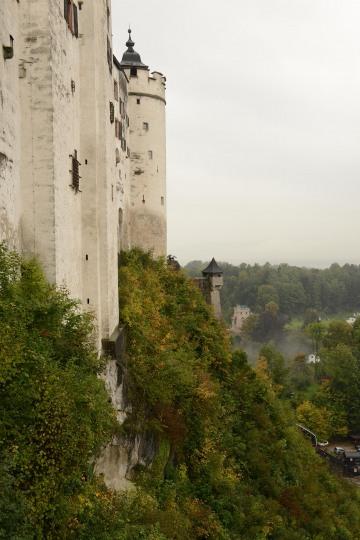 Fortress Hohensalzburg || Salzburg