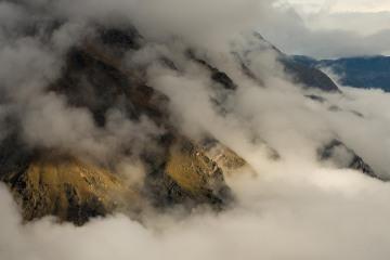 Inversion in the Alps || Zermatt