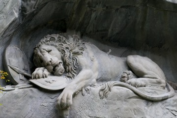 Lion of Lucerne || Switzerland