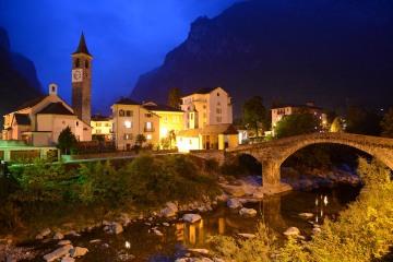 Stone Bridge in Bignasco || Ticino, Switzerland