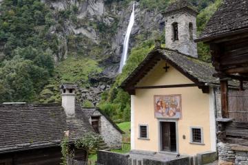 Village of Foroglio || Ticino, Switzerland
