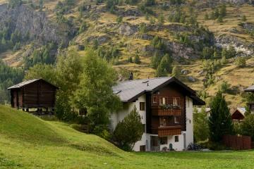 Zermatt Village || Valais, Switzerland