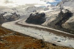 Monte Rosa Glacier || Valais, Switzerland