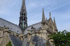 Notre-Dame Cathedral || Paris