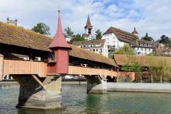 Old Town Lucerne || Switzerland