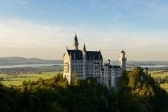 Schlöss Neuschwanstein || Bavarian Alps