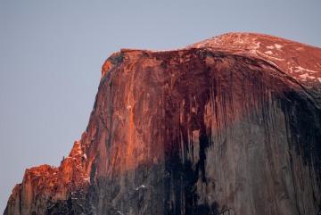 Half Dome Sunset || Yosemite NP