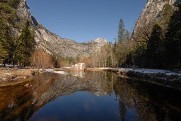 Mirror Lake || Yosemite NP