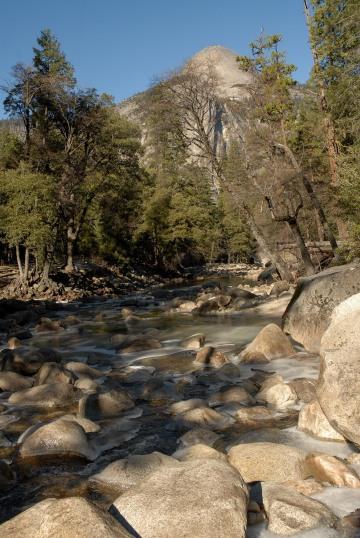 Tenaya Creek || Yosemite NP