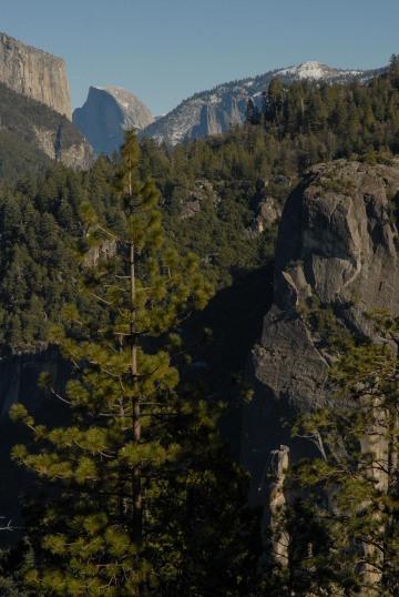 Valley View || Yosemite NP