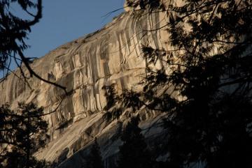 Weathering on Rock Face || Yosemite NP